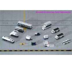 1:400 機場地勤支援車輛組(14件) - modelshop