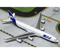 朱恩航空(法航) Joon (France) Airbus A340-300 1:400