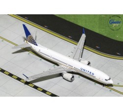 聯合航空 United Airlines Boeing 737 MAX 9 1:400