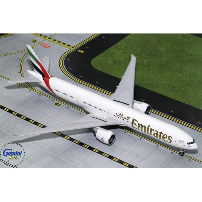 Emirates Boeing 777-300ER  'NEW EXPO 2020' 1:200