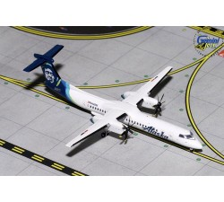 Alaska Airlines Dash 8 Q400 New Livery 1:400