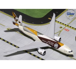 阿提哈德航空 Etihad Airways Cargo Boeing 777F 1:400