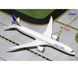 聯合航空 United Airlines Boeing 787-10 1:400