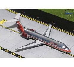 全美航空 USAir DC-9-30 栗色塗裝 1:200