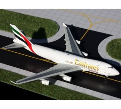 Emirates Boeing B747-400F 1:400 - Modelshop