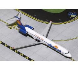 """忠實航空 Allegiant Air MD-82 """"Good Bye MD-80"""" 1:400"""
