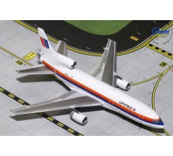 聯合航空 United Airlines Lockheed L-1011-500 Saul Bass Livery 1:400