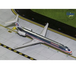 American Airlines MD-83 1:200
