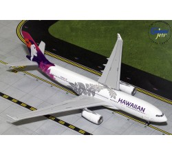 夏威夷航空 Hawaiian Airlines Airbus A330-200 New Livery 1:200