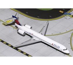 達美航空 Delta Airlines MD-90 1:400