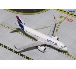 LATAM Airlines (New Livery) Boeing A320neo 1:400 - Modelshop
