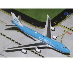 KLM Royal Dutch Airlines Cargo Boeing 747-400F 1:400