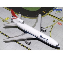 "英國航空 British Airways L-1011-1 ""Negus Livery"" 1:400"