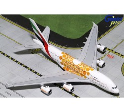 Emirates Airbus A380-800 (Expo 2020 Orange) 1:400