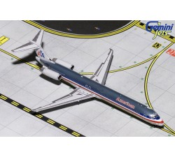 American Airlines MD-80 1:400