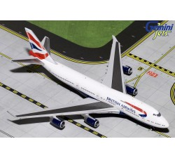 British Airways Boeing 747-400 1:400