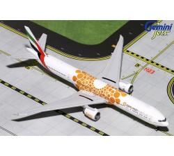 阿聯酋航空 Emirates Boeing 777-300ER 'Orange Expo 2020' 1:400