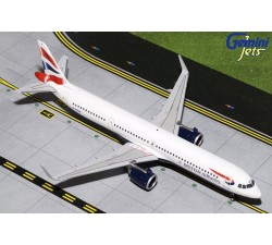 British Airways Airbus A321neo 1:200