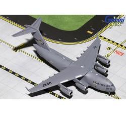 美國空軍 USAF Boeing C-17 Globemaster III Charlotte ANG 1:400