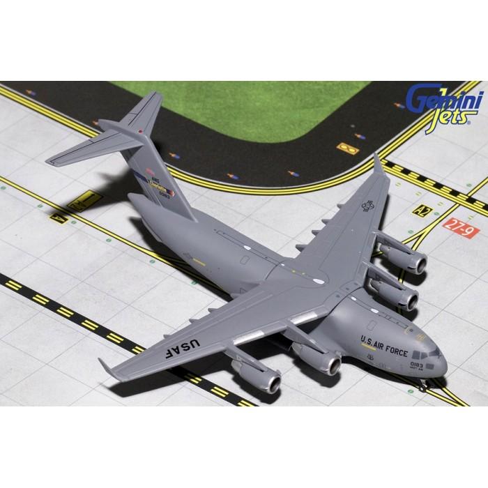 USAF Boeing C-17 Globemaster III Charlotte ANG 1:400