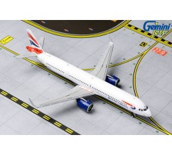 British Airways Airbus A321neo 1:400