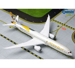 阿提哈德航空 Etihad Airways Boeing 787-10 1:400