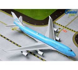 KLM Royal Dutch Airlines Boeing 747-400M New Livery 1:400