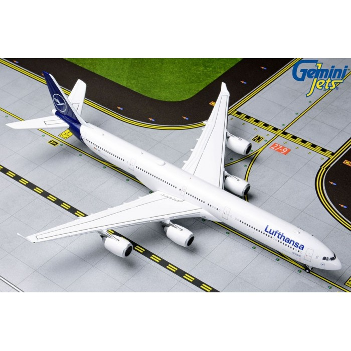 Lufthansa Airbus A340-600 'New Livery' 1:400