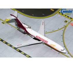 蘇克雷航空 AeroSucre Boeing 727-200F 1:400