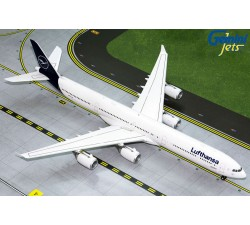 Lufthansa Airbus A340-600 New Livery 1:200