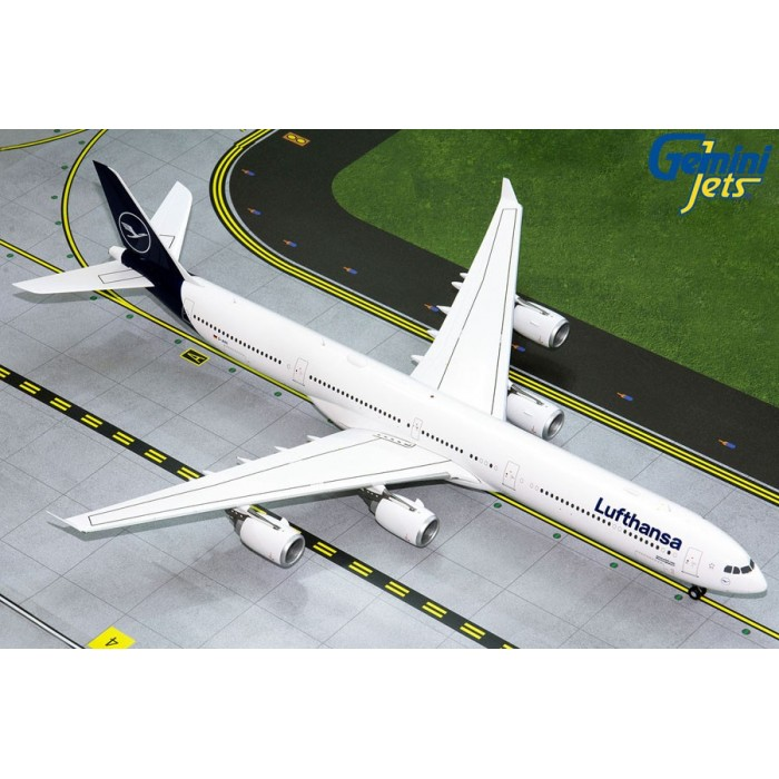 Lufthansa Airbus A340-600 'New Livery' 1:200