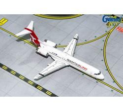 澳洲連接航空 Qantaslink Fokker F-100 1:400