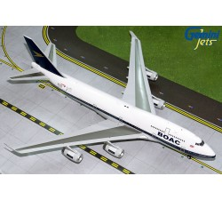 "英國航空 British Airways Boeing 747-400 ""BOAC Retro Livery"" 1:400"
