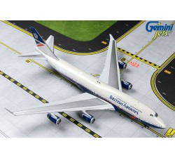 英國航空 British Airways Boeing 747-400 'Landor Livery' 1:400