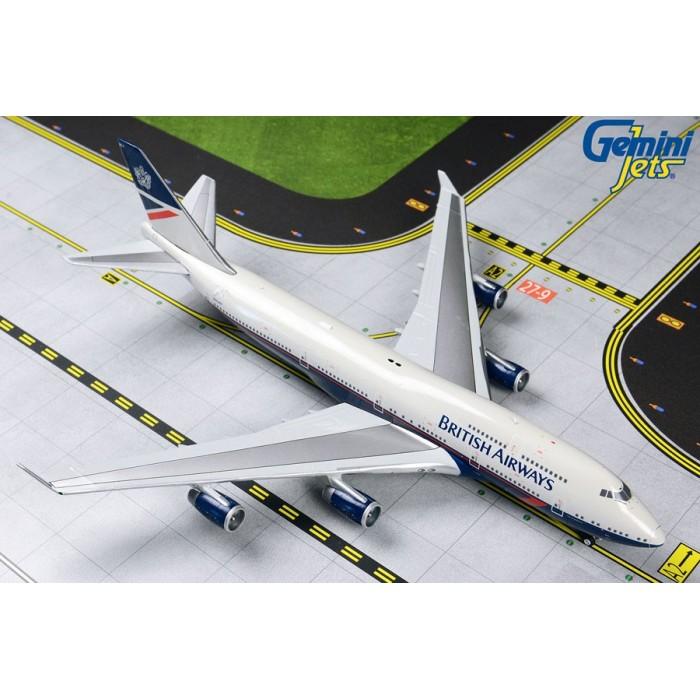 British Airways Boeing 747-400 'Landor Livery' 1:400