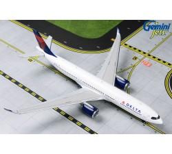 達美航空 Delta Airlines Airbus A330-900neo 1:400