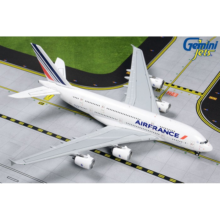 法國航空 Air France Airbus A380-800 1:400