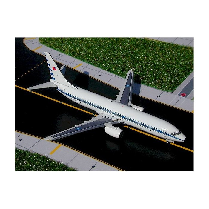 Taiwan Air Force Boeing B737-800 1:400 - Modelshop