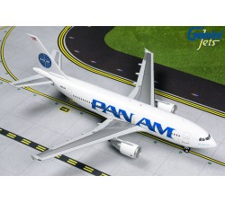 泛美航空 PAN AM Airway Airbus A310-300 'Clipper Golden Light' 1:200