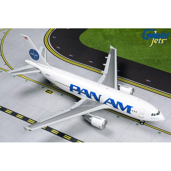 PAN AM Airway Airbus A310-300 'Clipper Golden Light' 1:200