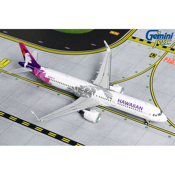 Hawaiian Airlines Airbus A321neo 1:400