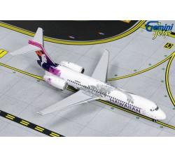 夏威夷航空 Hawaiian Airlines Boeing 717-200 1:400