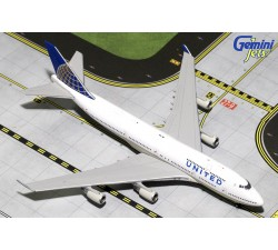 United Airlines Boeing B747-400 1:400 - Modelshop