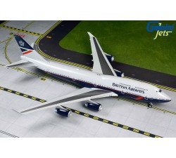 英國航空 British Airways Boeing 747-400 'Retro Landor Livery' 1:200