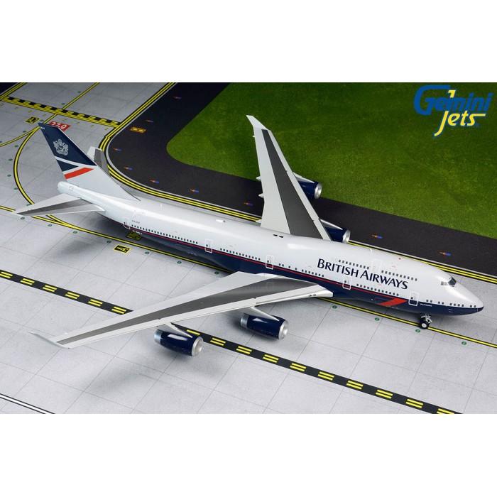 British Airways Boeing 747-400 'Retro Landor Livery' 1:200