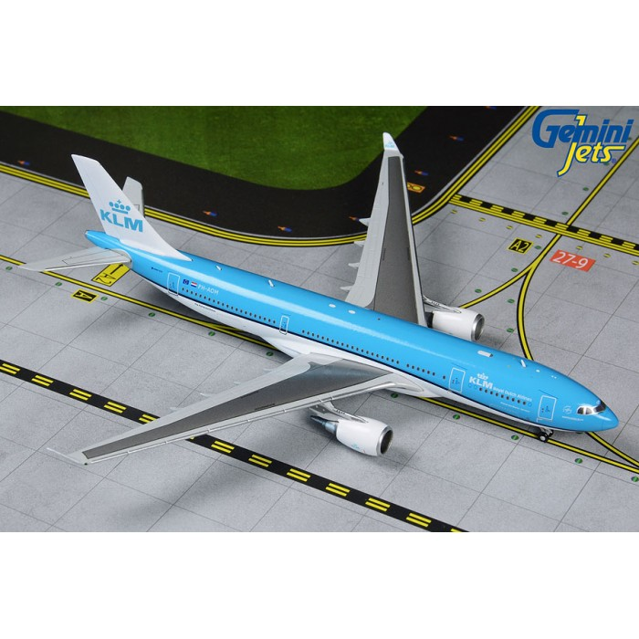 KLM Royal Dutch Airlines Airbus A330-200 'New Livery' 1:400