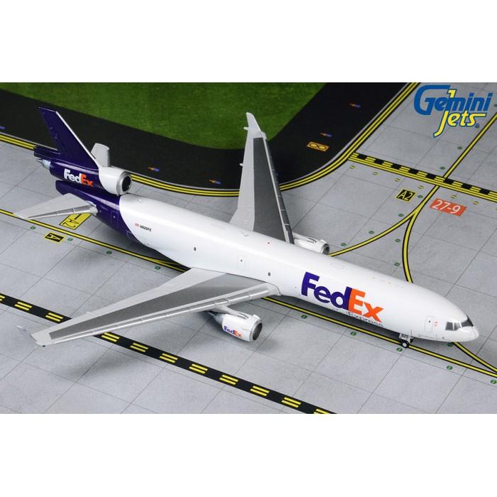 FedEx MD-11F 1:400