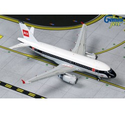 British Airways Airbus A319 'Retro BEA livery' 1:400
