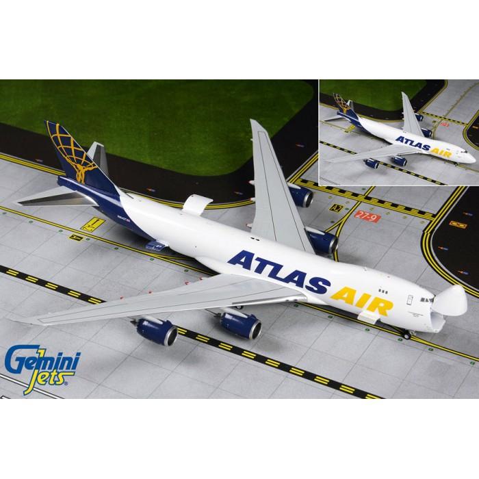 Atlas Air Boeing 747-8F 1:400 Interactive Series