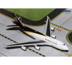 UPS (New 2017 Livery) Boeing B747-400F 1:400
